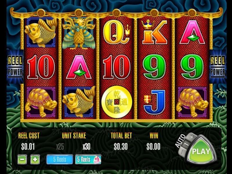 5 Dragons Pokie Machine Full Review